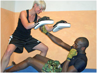 MMA, Mixed Martial Arts, Fitness