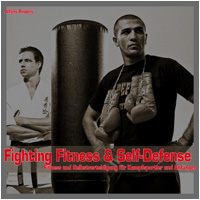 Fighting Fitness & Selfdefense - Buch Alfons Pinders