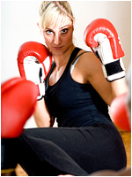 Kickboxen Fitness i-defense